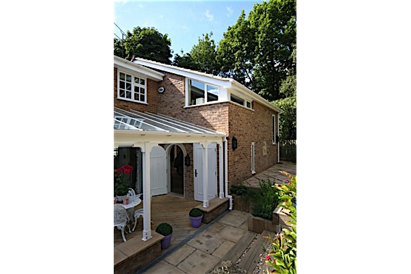House extension, Fulwood