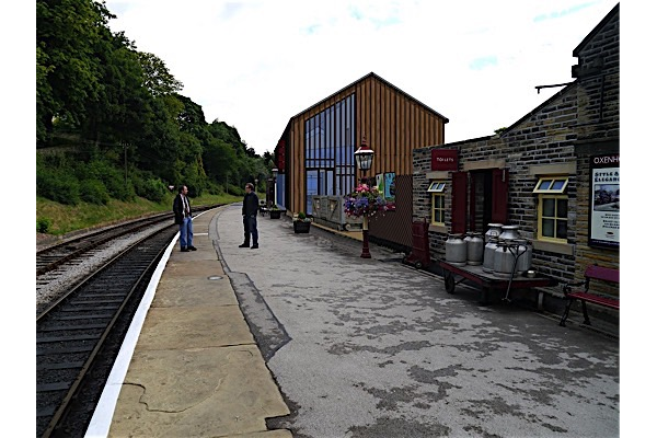 Oxenhope Station Cafe